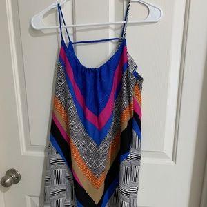Renee C. mini dress